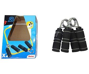 CUP´S Lote de 2 pinzas de manos, diseñadas para la práctica regular y reforzamiento muscular de la mano y el antebrazo 1 Unidad