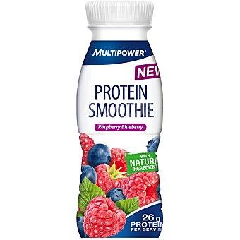 Multipower Batido de proteína 26% con frutos rojos y arándanos Botella 330 ml