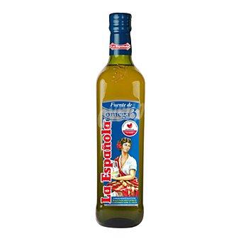 La Española Aceite de Oliva Virgen Extra Omega 3 Botella Cristal 750 ml
