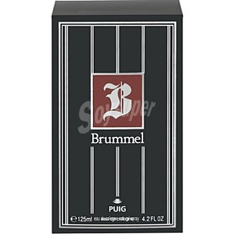 Brummel eau de cologne masculina Spray 125 ml