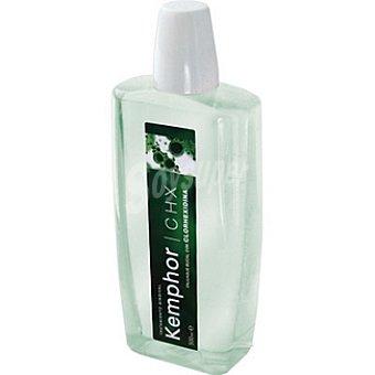 Kemphor Enjuague bucal con clorhexidina Frasco 500 ml