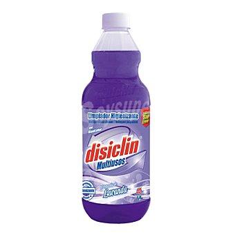 Disiclin Limpiador higienizante lavanda multiusos 1,2 l