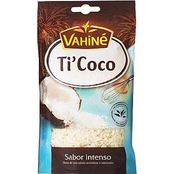 Vahiné Ti'coco coco rallado sabor intenso Bolsa 100 g