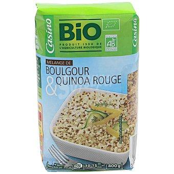 Casino Mezcla de trigo bulgur y quinoa roja BIO Paquete 400 g