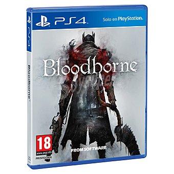 PS4 Videojuego Bloodborne  1 unidad