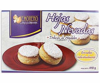 E.moreno Nevaditos envueltos de manera individual caja de 410 gramos