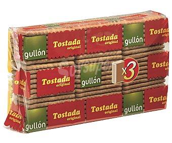 Gullón Galleta Tostada Clásica 400 g