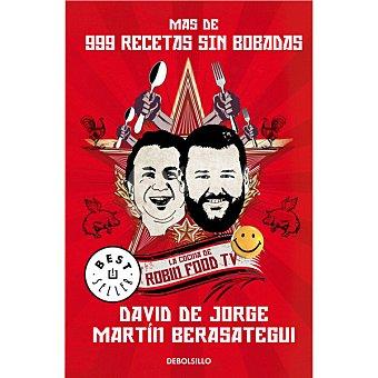 Jorge Más de 999 recetas sin bobadas (david de Martín)