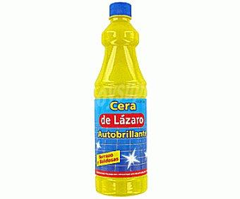 Lazaro Cera Autobrillante 1L