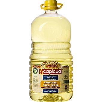 Capicua Aceite de girasol alto oleico especial para freír bidon 5 l 5 l