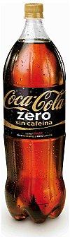 Coca-Cola Cola zero Botella 2200 cc
