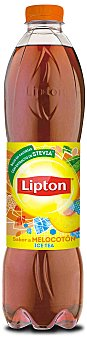 Lipton Ice Tea Lipton Ice Tea Refresco De Té Al Melocotón Botella 1,5 L 1,5 l