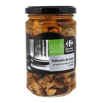 Carrefour Selección Salteado de setas en aceite de oliva 314 g