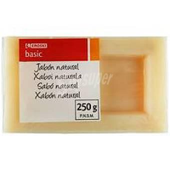 Eroski Basic Jabón común Pastilla 240 g