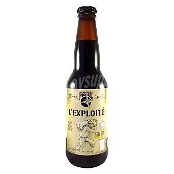 Brasseurs du Monde Cerveza artesana Gamme Connaisseur L'Exploité 34,1 cl