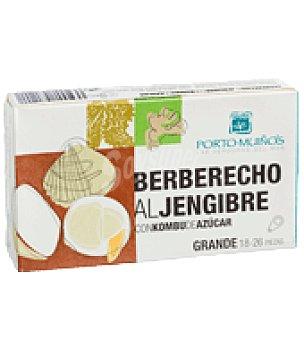 Porto Muiños Berberecho al jengibre c/kombu d azucar 60 g