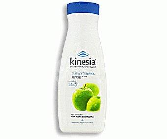 Kinesia Gel de Baño Dermoprotector con Pulpa de Manzana 650ml