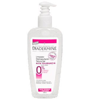 Diadermine Gel limpiador desmaquillante 0% 200 ml