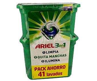 Ariel Detergente en cápsulas para lavadora con gel líquido 41 c