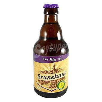 Brunehaut Cerveza Artesana Brunehaut Bio Triple Gluten Free 8% 330 ml