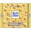 Chocolate White Whole Hazelnut Tableta 100 g Ritter