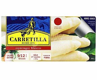 Carretilla Espárrago grueso 9/12 piezas Lata 250 g