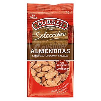 Borges Almendras largueta tostadas y saladas Bolsa 180 g