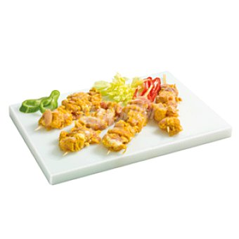 Frichef Pincho amarillo pollo bandeja 4 ud 300 g