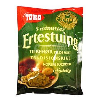 Toro Puré de guisantes 164 g