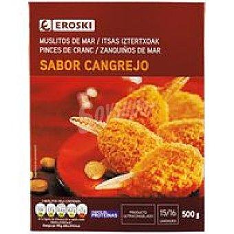 Eroski Muslito de mar Caja 500 g