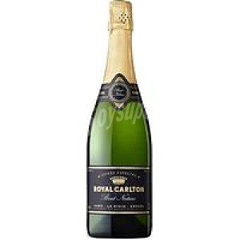 Royal Carlton Cava Brut Natural Botella 75 cl