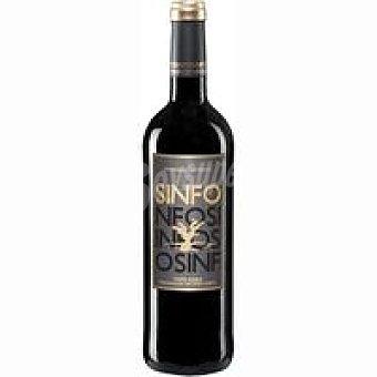 Sinforiano Vino Tinto Roble Botella 75 cl
