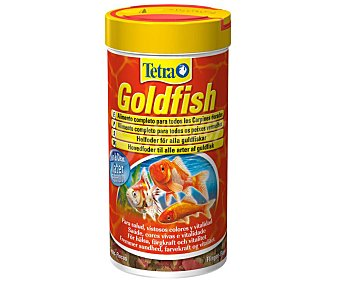 Tetra Alimento para carpines y peces de agua fría (animim) Bote 52 gramos