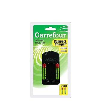 Carrefour Cargador MP3 con Pilas 1 ud