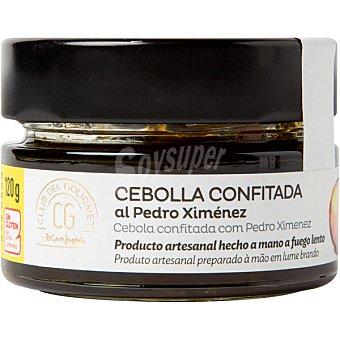 Club del gourmet Cebolla confitada al Pedro Ximénez frasco 120 g frasco 120 g
