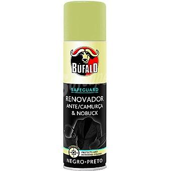 Bufalo Limpia calzado renovador de ante & nobuck negro spray 250 ml Spray 250 ml