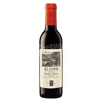 El Coto Vino Tinto Crianza D.O. Rioja EL coto Botellín 37,5 cl