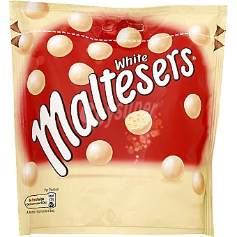 Maltesers Bolitas de chocolate blanco relleno de leche malteada White Paquete 165 g