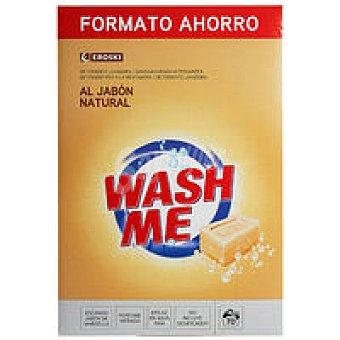 Eroski Detergente en polvo jabón natural Maleta 70 cacitos