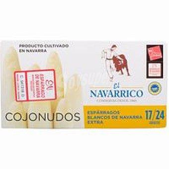 Igp navarra Espárrago 17/24 piezas EL navarrico Lata 500 g