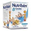 Papilla en polvo de 8 cereales a partir de 6 meses 600 g Nutribén