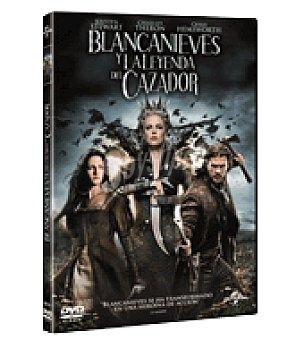 Blancanieves Y la leyenda del cazador dvd