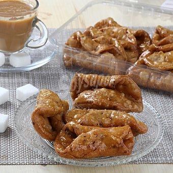 Carrefour Mini pestiños miel Bandeja de 250 g