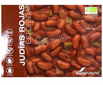 Soria Natural Judías rojas estofadas ecológicas 300 gramos