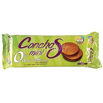 CODAN Mini conchas 0% azucar paquete 145gr