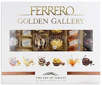 Ferrero Rocher Bombones 'golden Gallery' 327 g