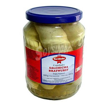 Casa Westfalia Salchichas bratwurst - Sin Gluten 320 g