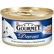 Comida para gatos con Atun Y Gambas 85 gr Gourmet