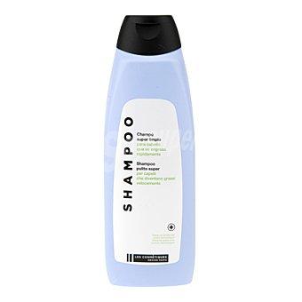 Les Cosmétiques Champú superlimpio para cabello que se engrasa rápidamente 750 ml