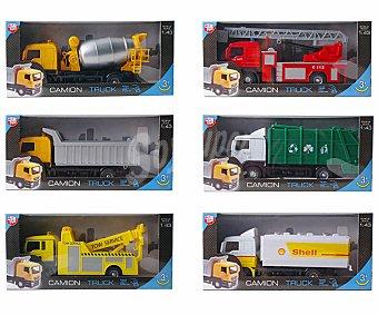 ROK Camión de Servicios Públicos, Bomberos, Grúa, Hormigonera ....rik & 1 Unidad